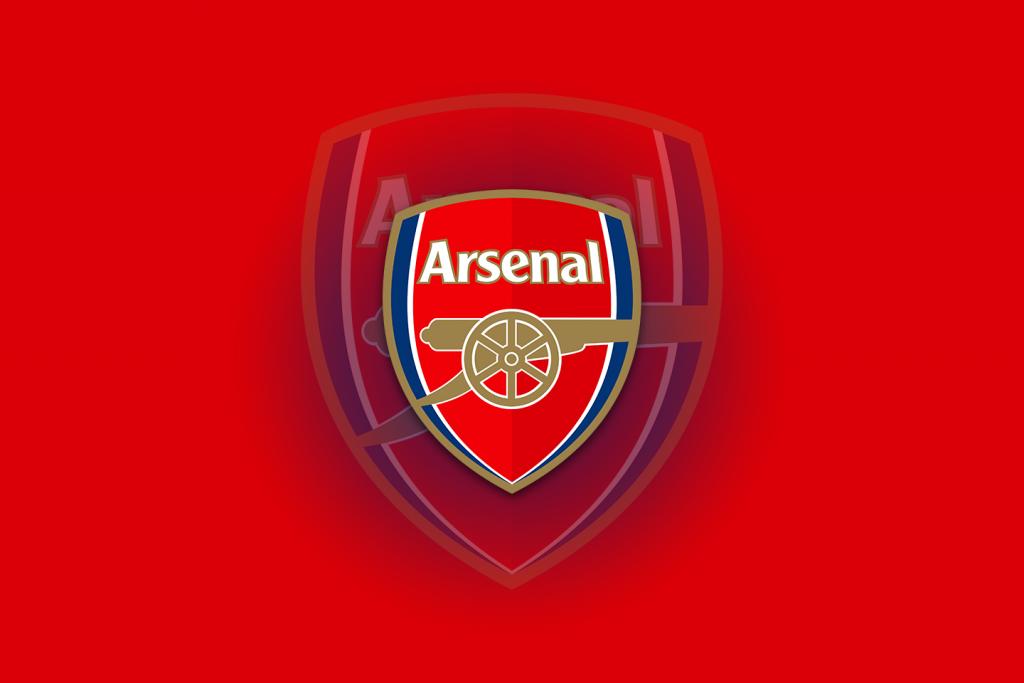 logo arsenal in kleur