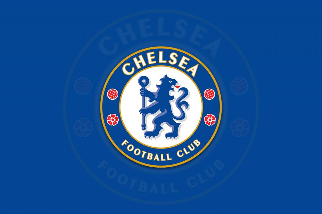 logo Chelsea in kleur
