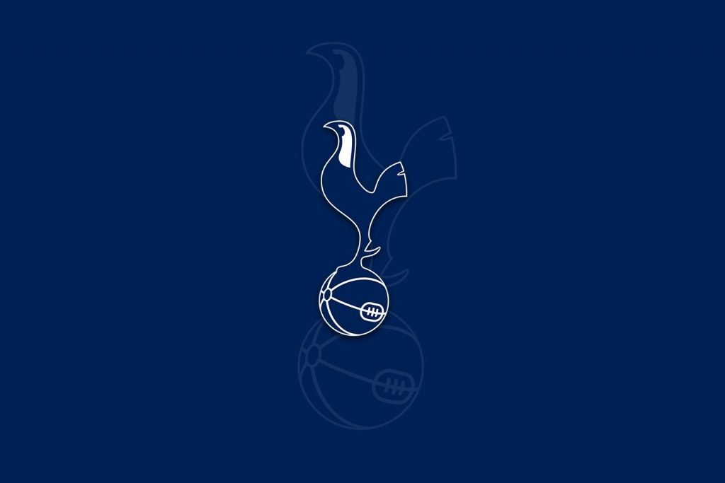 Tottenham logo in kleur