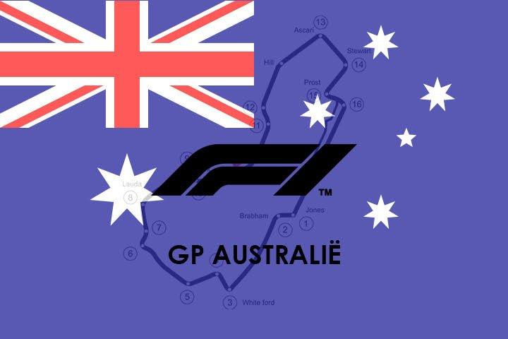 GP Australië