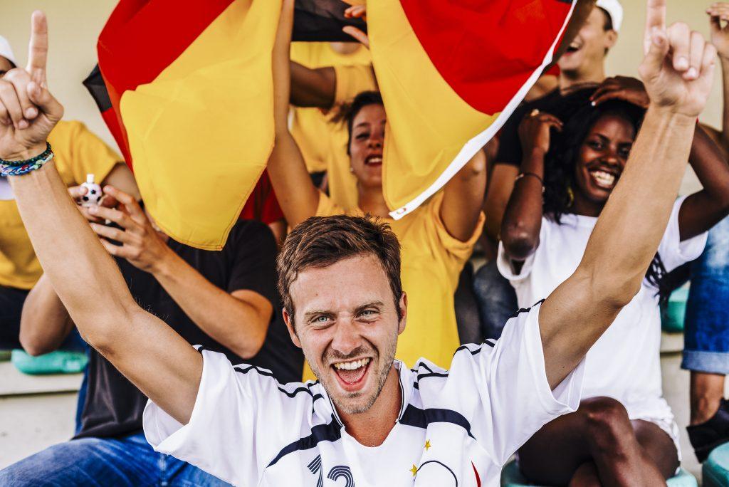 Duitse supporter