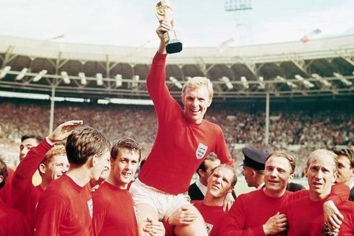 Engeland WK winnaar 1966