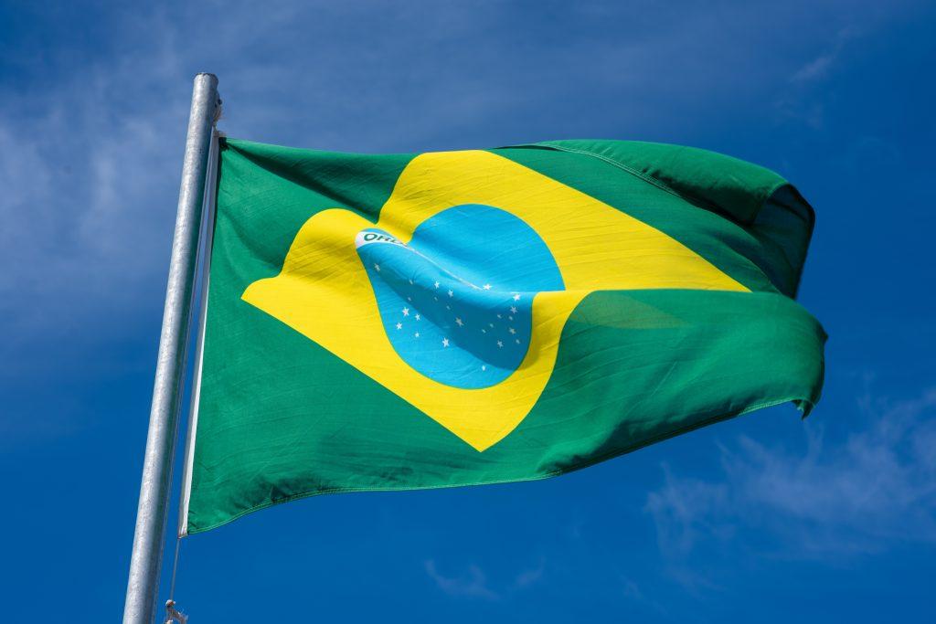 Vlag Brasil